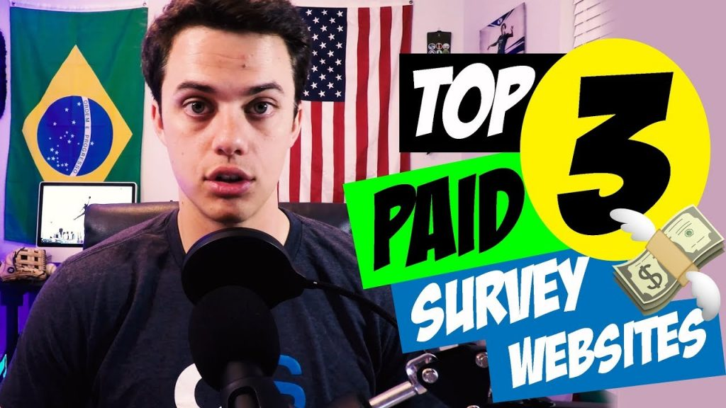 Top 3 Paid Survey Sites Online That Pay Real $$$