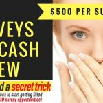 Take Surveys For Cash Review - $500 Per Survey Scam or Real?