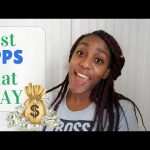 BEST APPS THAT PAY YOU / How To Make Money fast Using your Phone /  How to make money online