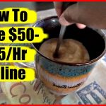 """(2018) Easiest Way To Make Money Online  """"How To Make Paypal Money Online Fast""""  $8,000 In 1 Week"""