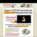 Take Surveys For Cash Review 2017|take surveys for cash scam? - you gotta see this