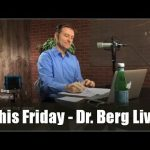 Dr. Berg / Karen Live Q&A, Friday (Nov. 2) on the Ketogenic Diet and Intermittent Fasting