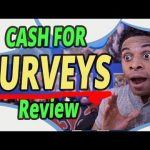 Take Surveys For Cash.com REVIEW - Beware:  IS IT A SCAM?  |  My Cash For Surveys Story and review.
