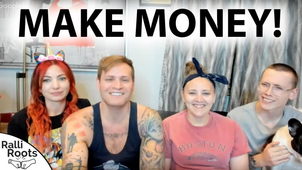 How to make money selling online – LIVE Q&A with Ralli Roots