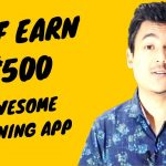 Self Earn $500 Per Month Awesome App To Make Money Online