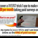 How To Make Money Take Surveys For Cash Review