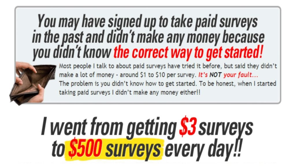 Take Surveys For Cash REAL  REVIEW – #1 Paid Survey Site On CB
