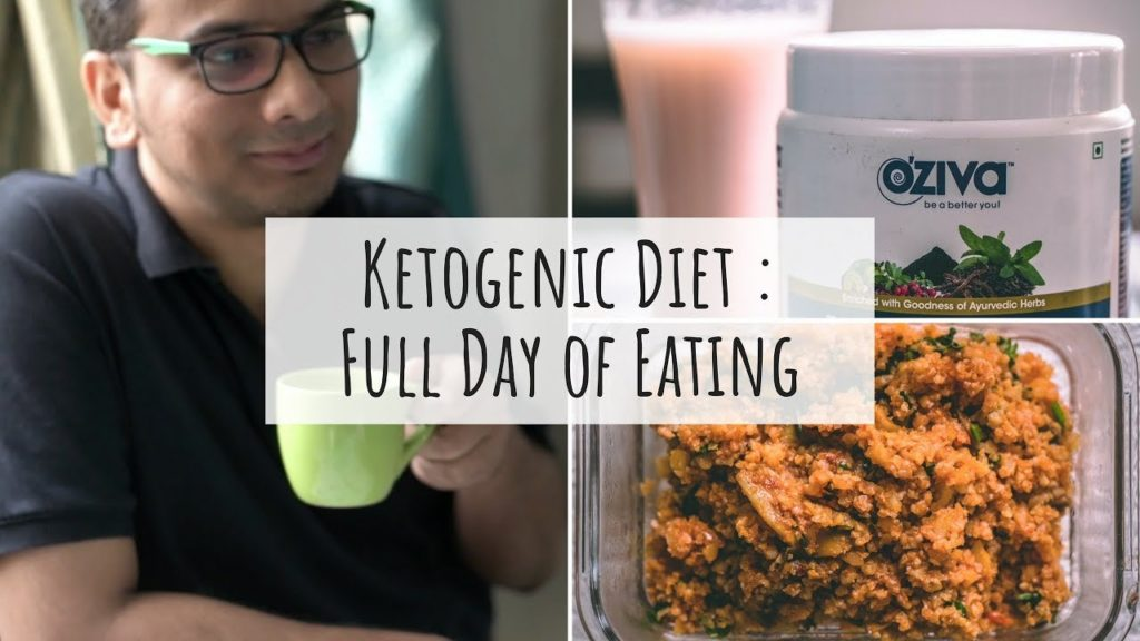 What My Husband Eats In A Day on the Keto Diet   Keto Diet Full Day of Eating – Indian   Saloni