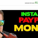 Instant PayPal Money - Simple Ways To Make Money Online Instantly With PayPal #3 Is Killer!
