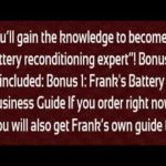 Restore Your Batteries EZ Battery Reconditioning Overview 2018