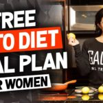 Free Keto Diet Meal Plan For Women | Female Weight Loss Diet