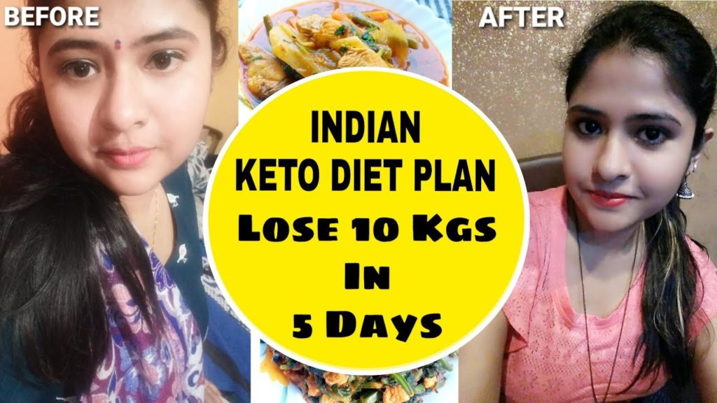 Keto Diet Plan    Lose 10 Kgs In 5 Days   Indian Ketogenic Diet Plan For Weight Loss