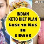 Keto Diet Plan |  Lose 10 Kgs In 5 Days | Indian Ketogenic Diet Plan For Weight Loss