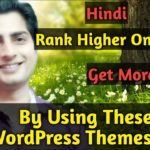 #arinz Rank Higher On Google And Get More Traffic   By Using These Top 5 WordPress Themes Of 2020