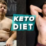 30 Day Body Transformation On Keto | Lost 10 lbs