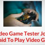 Video Game Tester Jobs | Get Paid To Play Video Games