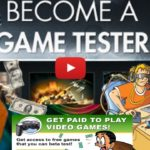 BECOME A VIDEO GAME TESTER ( MAKE MONEY PLAYING VIDEO GAMES) VIDEOGAME TESTER