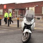 During Your Motorcycle Driving Test - RSA Driving Test Video Series - Video 6