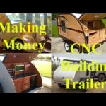 Woodworking Project Business Ideas, Making Money building Teardrop Trailers
