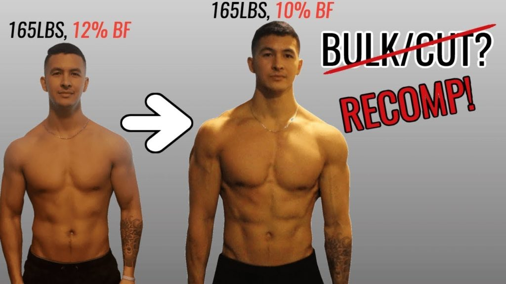 How to Build Muscle and Lose Fat Simultaneously (3 Science-Based Tips)