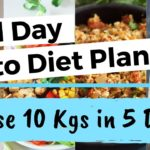 Full day Keto Diet Plan | Lose 10 Kgs in 5 Days | Indian Ketogenic Diet for Weight Loss in Hindi