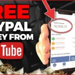 Earn FREE PayPal Money from YouTube Without Making Any Videos! Make Money Online 2019!