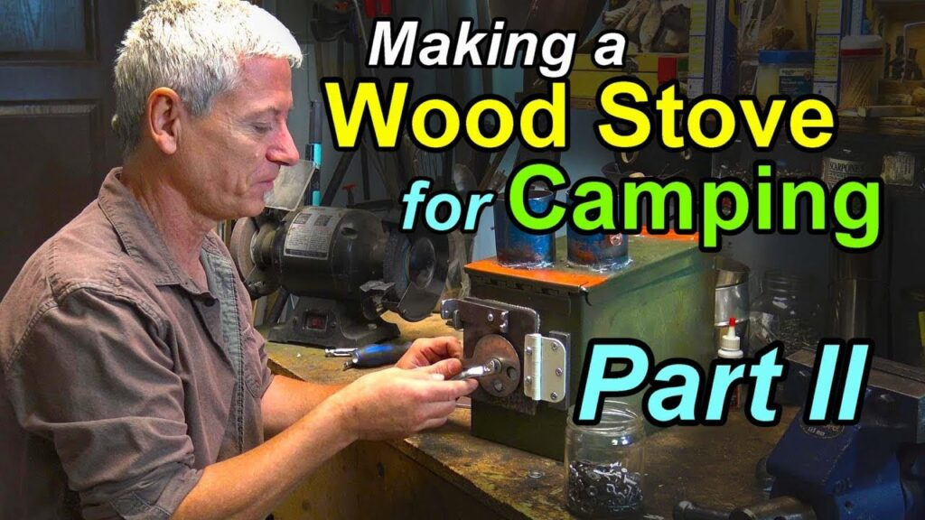 A Woodstove for Camping Part 2 – Starting the Build