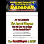 Ultimate Forearm Training for Baseball | The Secret Weapon of Baseball Strength Training to Immediately Change Your Performance on the Field | Forearm Strength for Baseball | Grip Training for Baseball